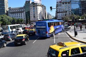 Verkehr Buenos Aires
