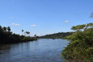 Iguazú-Fluss