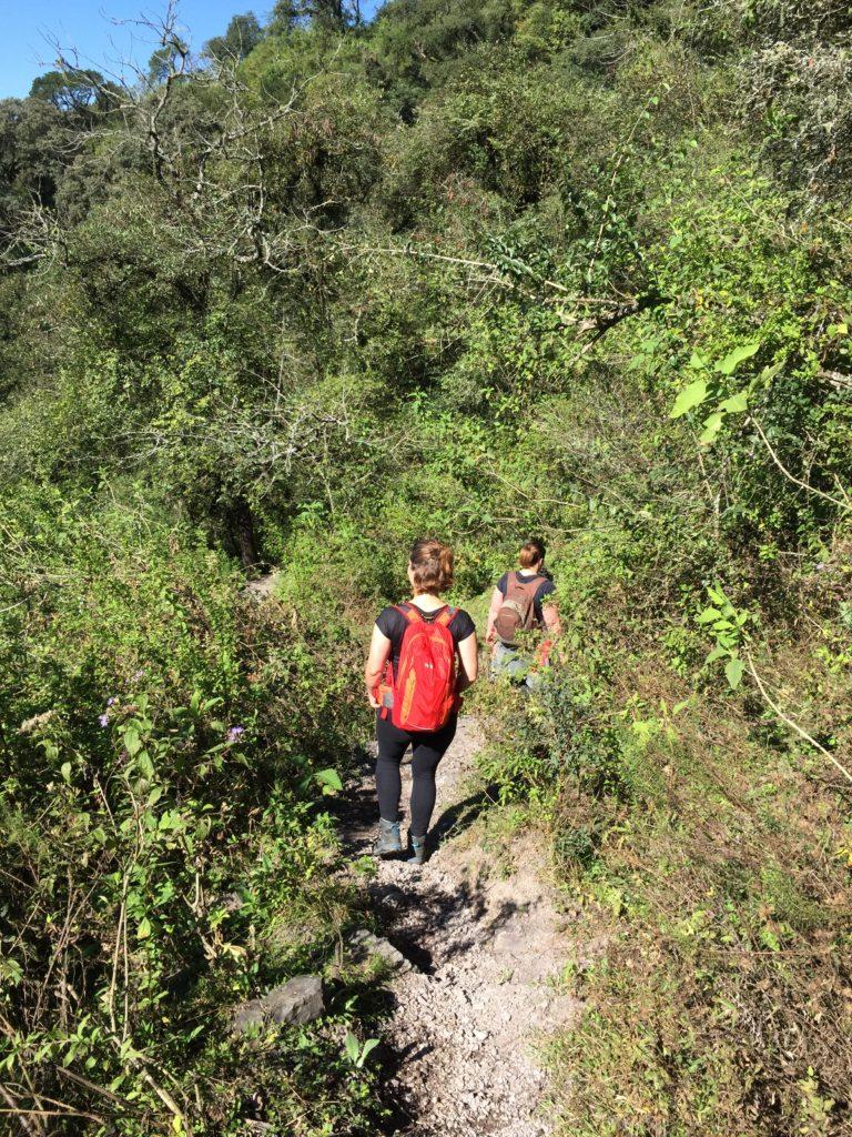 Wanderung in San Lorenzo